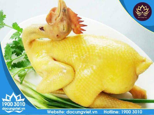 Không nên cúng gà mái trong lễ cúng giao thừa
