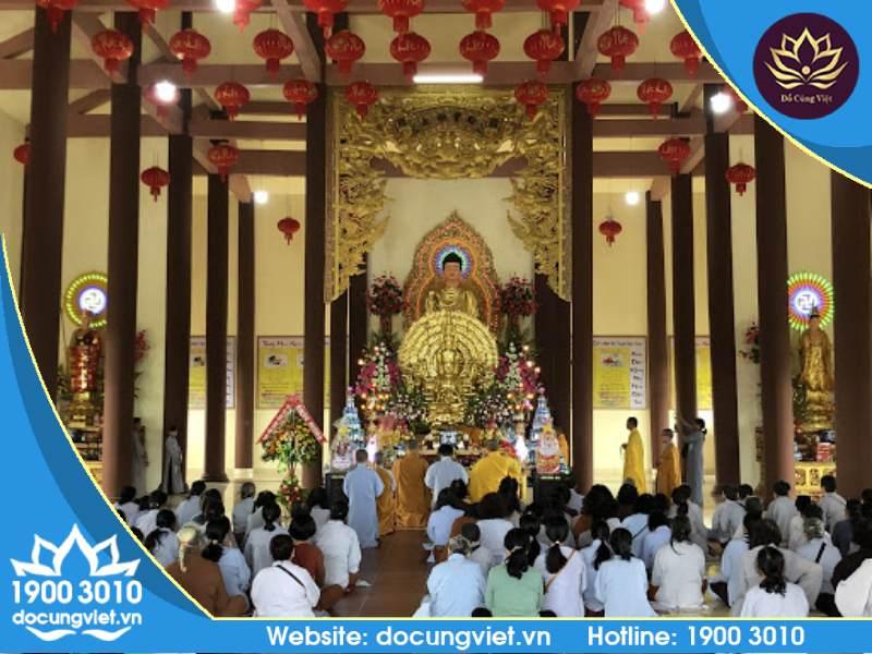 Ý nghĩa của lễ cúng Tam Bảo